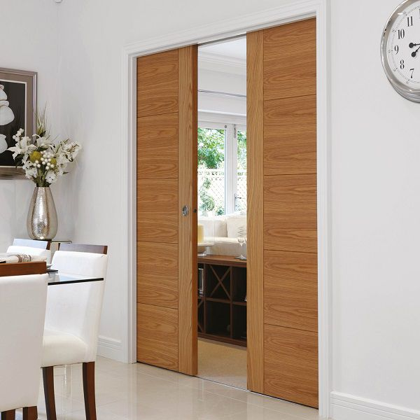 Internal Pocket Doors