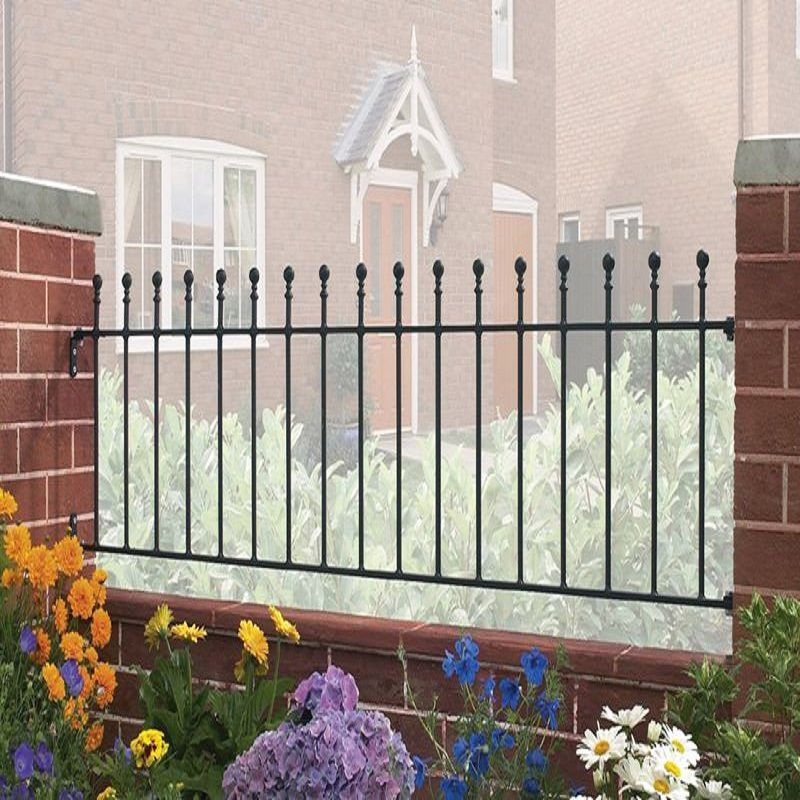 Metal Fencing & Railings