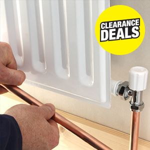 Plumbing & Heating Clearance