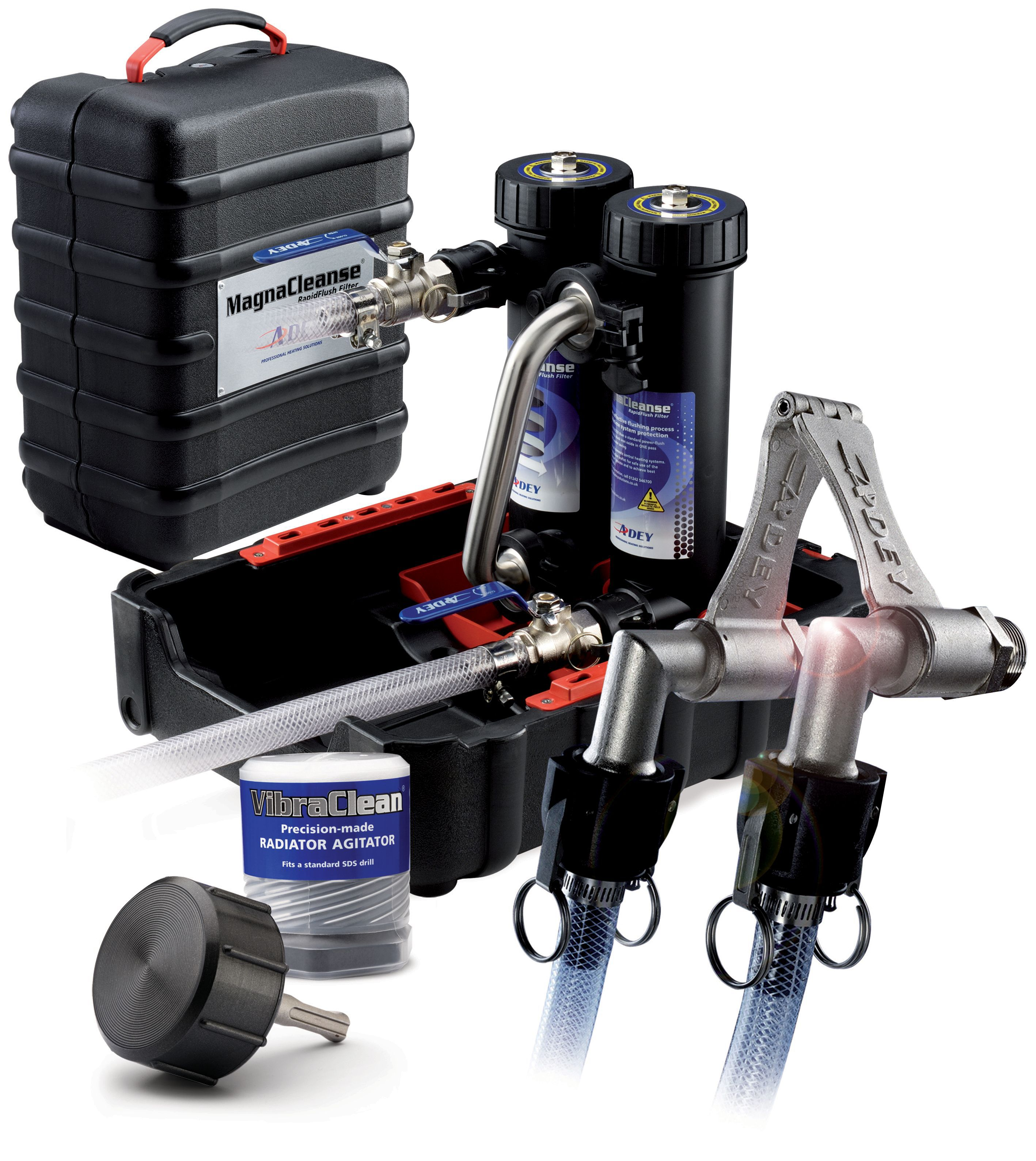 Power Flush Machines