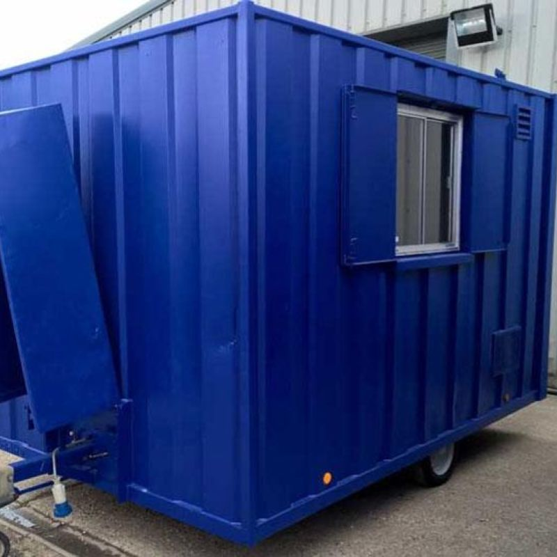 Welfare Unit Hire