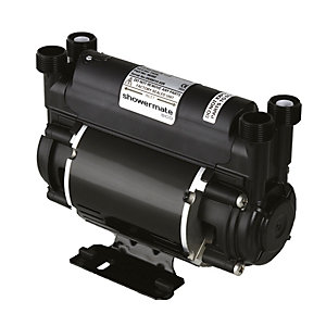 Stuart Turner Showermate Eco Standard Twin Shower Pump 1.5 Bar 46502