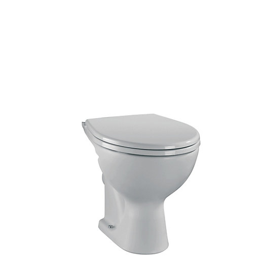 Alcona Flushwise Close Coupled Toilet Pan AR1148WH