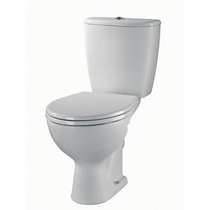 Twyford Alcona Close Coupled Cistern AR2342WH