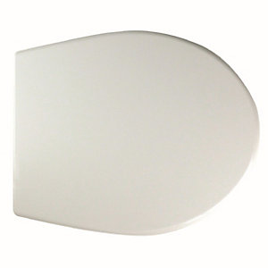Twyford Alcona Soft Close Toilet Seat and Cover AR7853WH