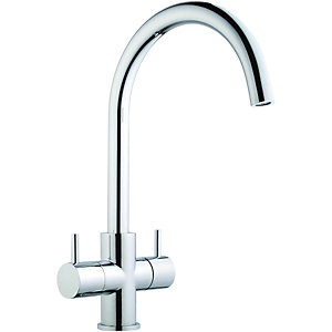 best kitchen sink mixer taps best prices amp deals for wickes kumai monobloc mixer chrome 7724