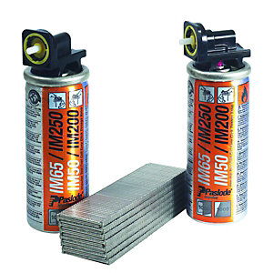 Paslode 921595 Stainless Steel Brad Fuel Pack F16 x 50mm
