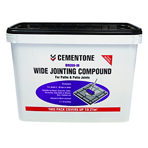 Cementone Wide Buff Jointing Compound 20kg
