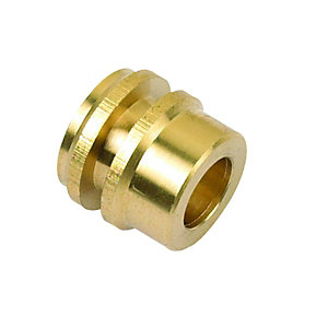 Compression DZR Internal Reducer 15mm x 10mm