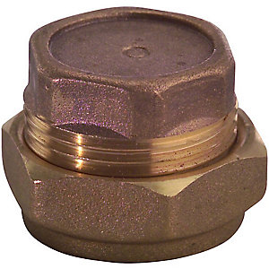 Stop End Compression 28mm Pack 5
