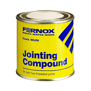 Fernox Hawk White Jointing Compound 400g Pack 24