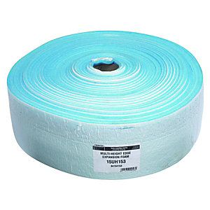 Thermoboard Edge Expansion Foam 25mx150mm roll