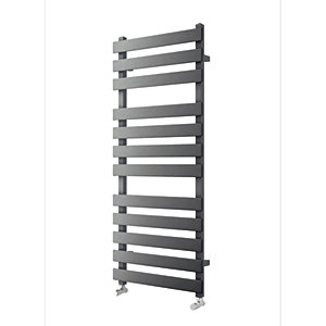 iflo Tanami Designer Towel Radiator Anthracite 500mm