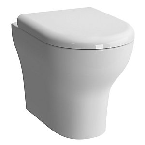 Vitra 5788L003-0075 Zentrum Back to Wall WC Pan