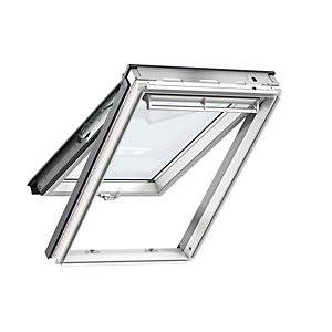 VELUX Top Hung Roof Window White Painted GPL PK10 2066