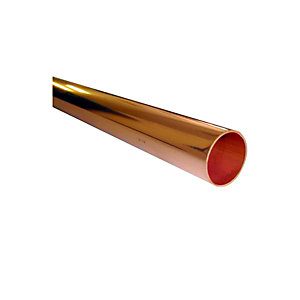 Wednesbury Copper Tube Plain Lengths 28mm x 3m