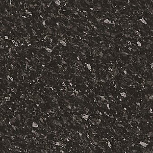 Black Slate Satin 38mm Laminate Worktop 3000 x 600 x 38mm