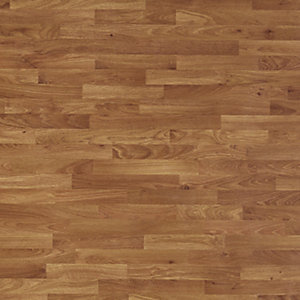 Canyon Oak Block Laminate Worktop Square Edge 3M x 600mm x 38mm