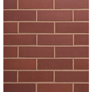Red Solid Class B 65mm Engineering Brick