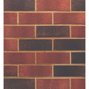 Wienerberger Facing Brick Denton Old Weatherfield Blend Facing Brick 73mm Pack 340