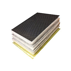 TLX Multifoil Insulation Gold 1200mm x 10m (12m2/Pack)