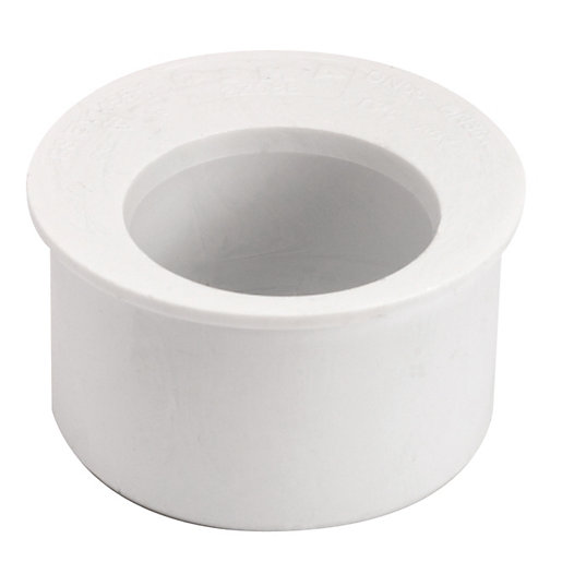 Osmaweld 2Z088W 50mm Socket Reducer to 32mm White