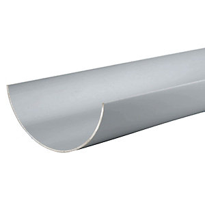 Osma RoofLine 6T674 Gutter 150mm Grey 4M