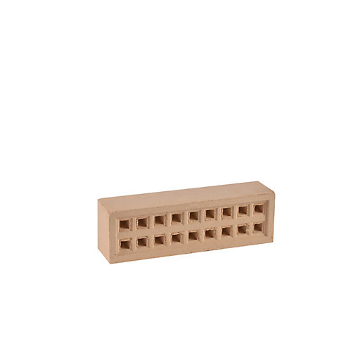 Hepworth Square Hole Airbrick 215 x 65mm Buff YA13B
