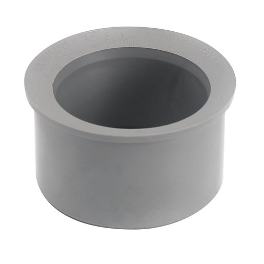 Osmaweld 2Z086G 50mm Socket Reducer to 40mm Grey