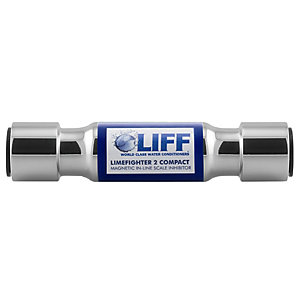 Liff Lfp2-22 22mm Push Fit Lime Fighter 2 Compact Magnetic Scale Inhibitor
