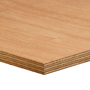 Marine Plywood BS1088 2440mm x 1220mm