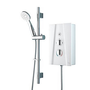 Electric Shower 8.5kW White