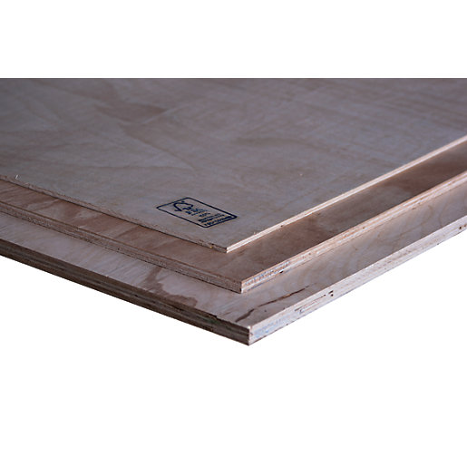 General Purpose Plywood 2440mm x 1220mm x 5.5mm (Minimum Order Qty of 2)