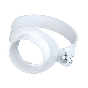 Osmasoil 110mm System White Strap Boss