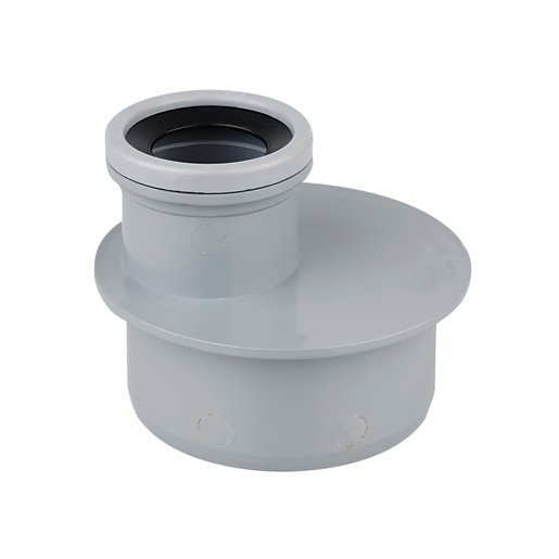 OsmaSoil 4S096G Reducer 110mm x 50mm Grey