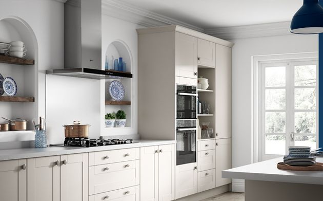 High End Kitchen Cabinets Uk