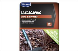 Wickes Bark Chippings