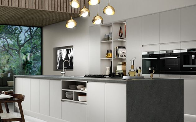 Camden Contemporary Kitchen Range | Wickes.co.uk