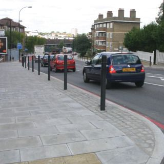 Commercial Paving Slabs & Kerbs