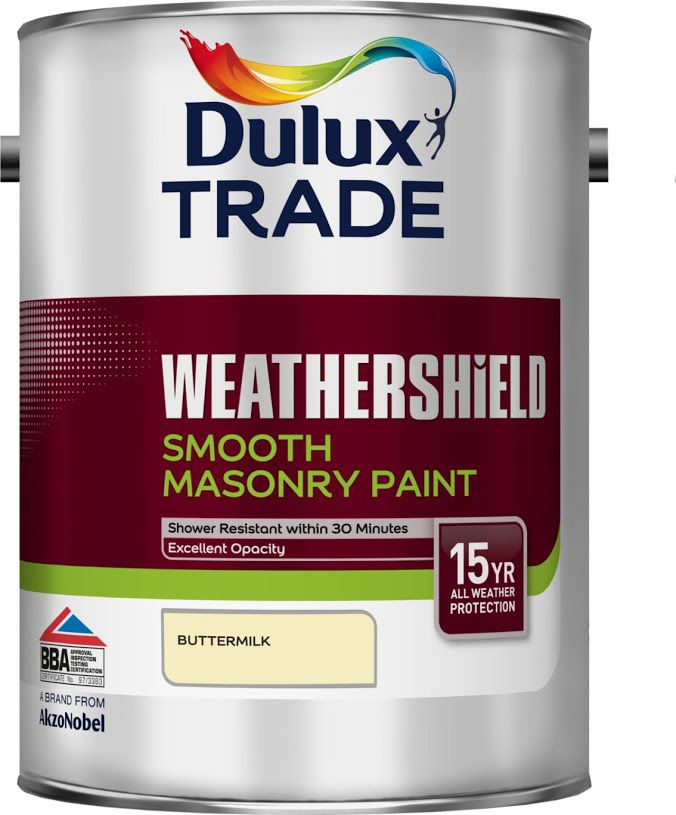 Exterior & Masonry Paints
