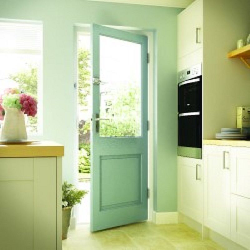 Kitchen Outside Doors: Travis Perkins
