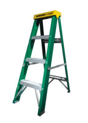 Hop Up and Step Ladders