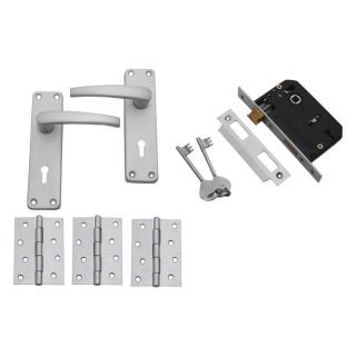 Ironmongery & Security
