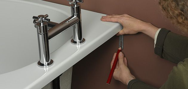 How to Fit a Bath and Taps   Wickes.co.uk