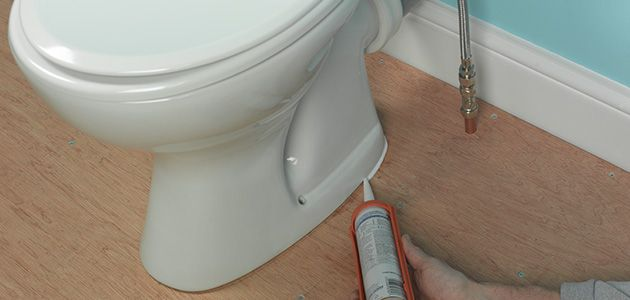 How To Fit A Toilet Wickes