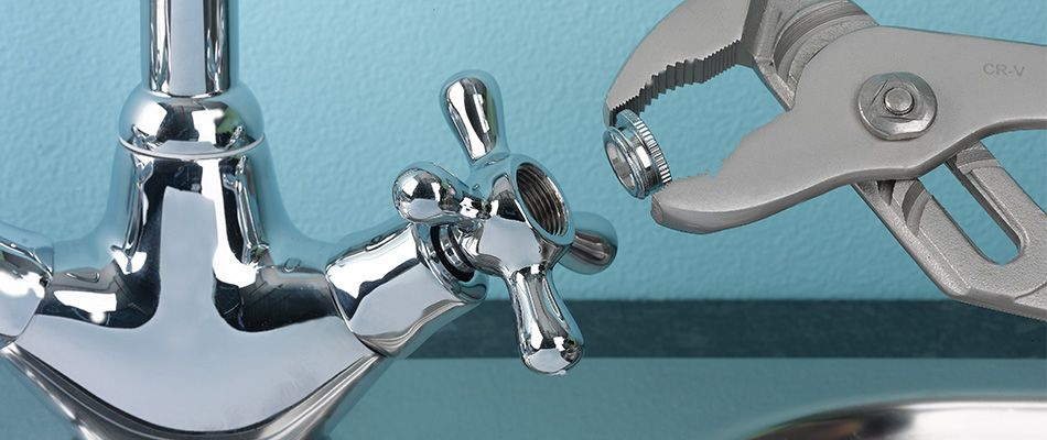 How To Fix Leaking Taps Wickescouk - Bathroom sink dripping