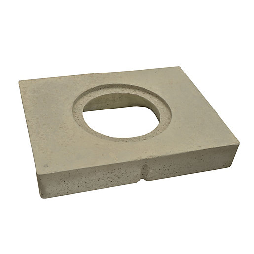Hepworth Flue Adaptor For 225mm Round Liners Y0225r