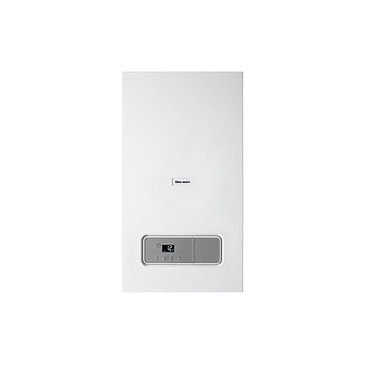 Glow-worm Ultimate 3 30kW ErP Combi Gas Boiler and Horizontal Flue ...