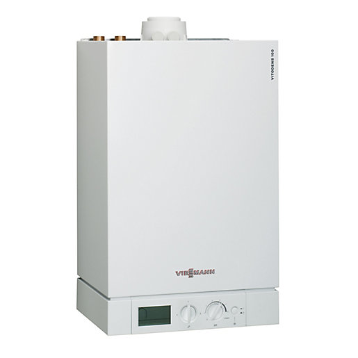 viessmann vitodens 100 w 26kw compact open vent heat only boiler wb1b319 travis perkins. Black Bedroom Furniture Sets. Home Design Ideas