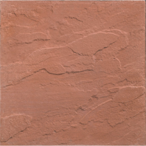 Decorative Paving Company : Marshalls utility pendle red paving slab mm